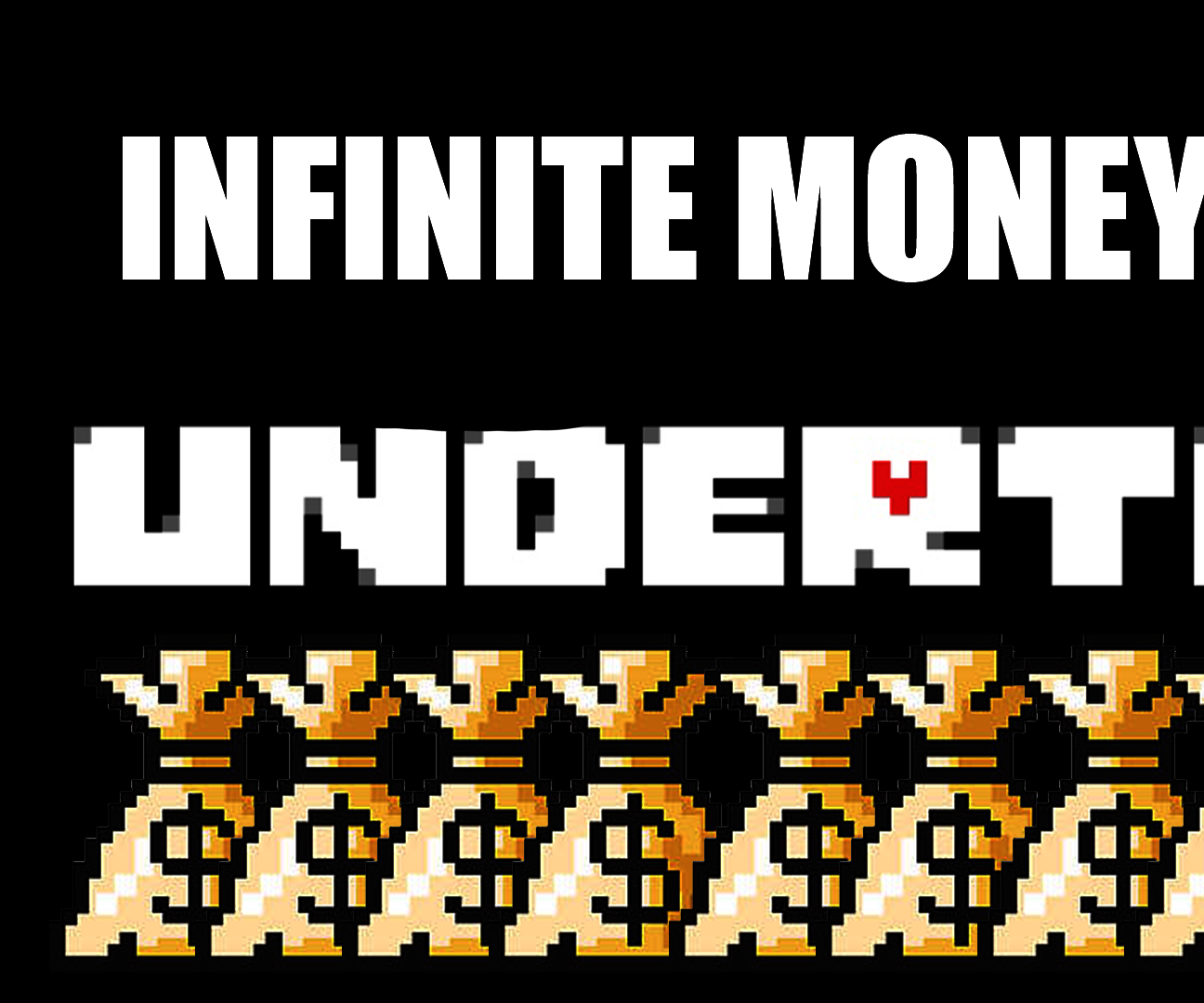 How to Get Infinite Money in Undertale (HACK)