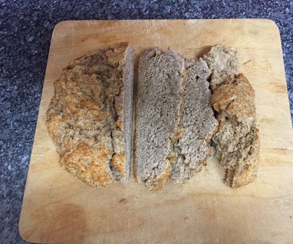 Soda Bread in a Dutch Oven