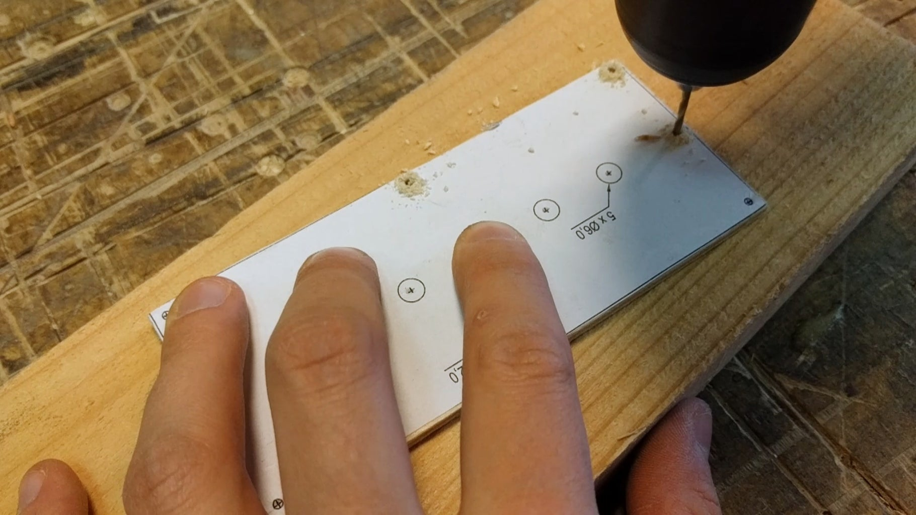 Making the Control Panel