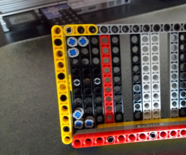 Lego Phone Alarm Stand