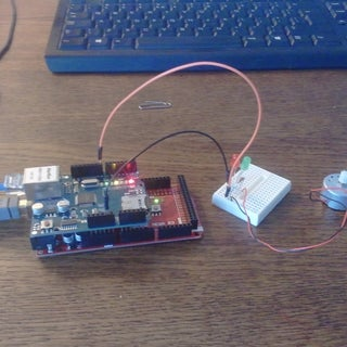 Easy Basic Arduino Ethernet Controller