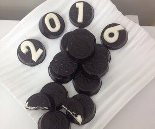 Dark Chocolate Coins