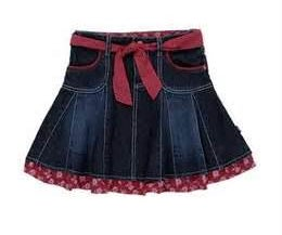 How to Make a Baby Skirt Out of Pants Easy DIY