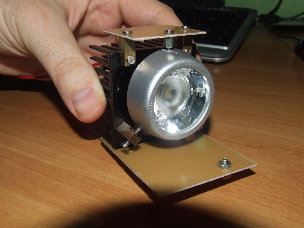 LED Projector Lamp v.1.0