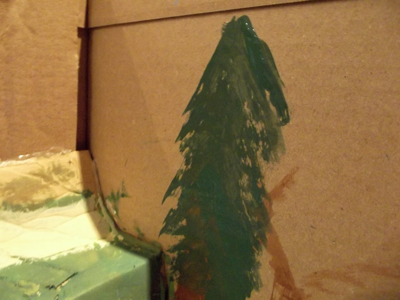 Painting Trees: