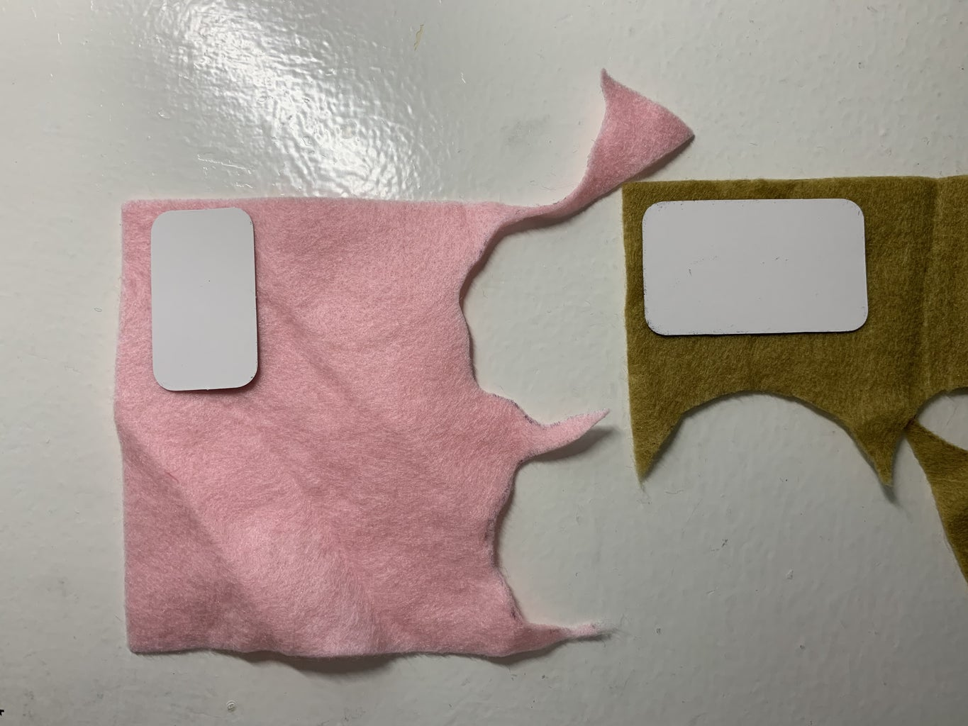 Cut Out Felt (Toaster Pastry)