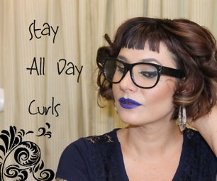 Stay-All-Day Curls!