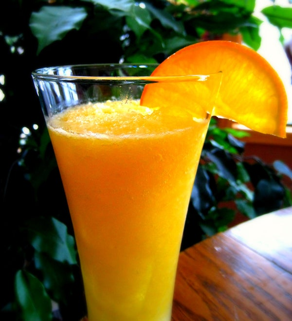 Quick and Easy Orange Drink