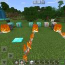 Machine Gun That Shoots Burning Arrows in Minecraft