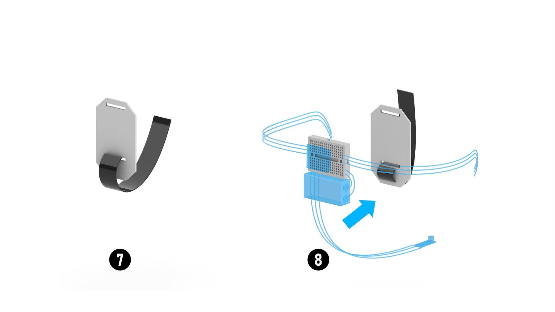 Assembling the Headband