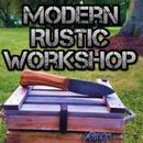 Modern Rustic Workshop