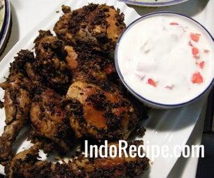 Jeera Chicken (Spiced Chicken)