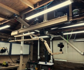 Overhead Camera Dolly System