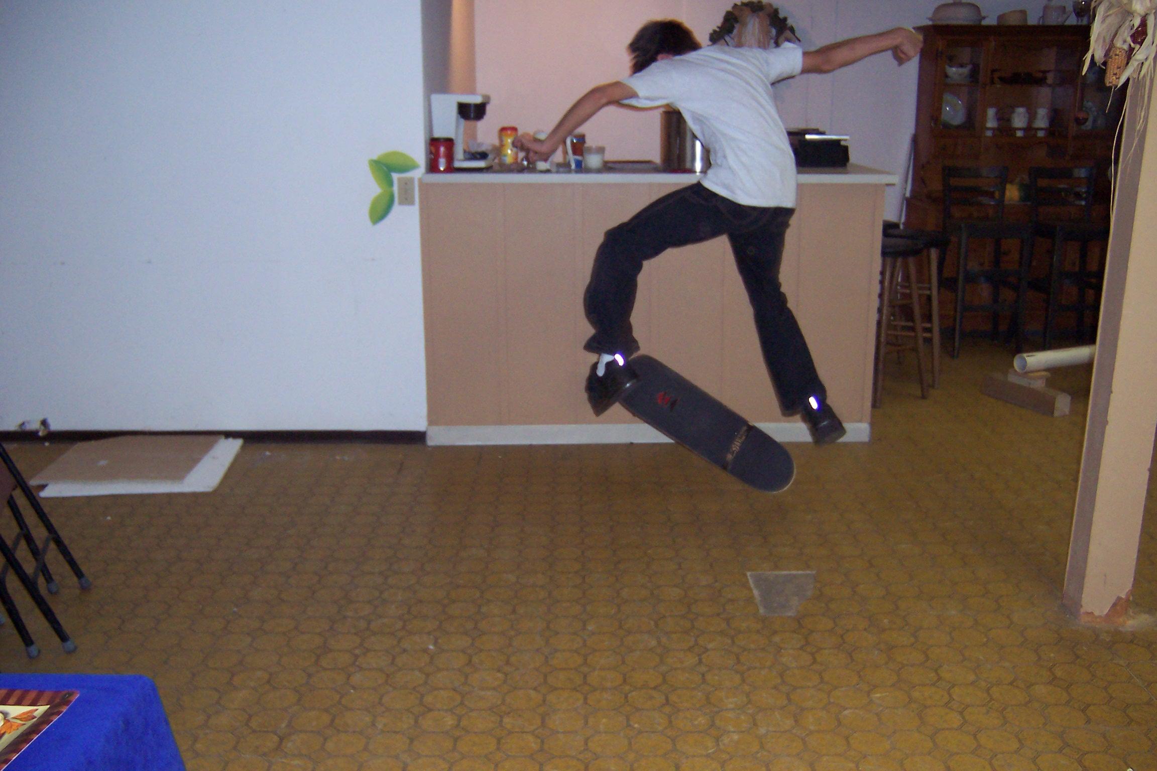 Skateboarding: Setup and Styles
