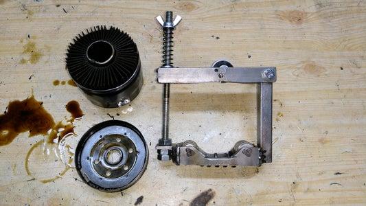 Oil FIlter Cutter