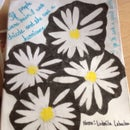 DIY notebook cover looking for Alaska inspired