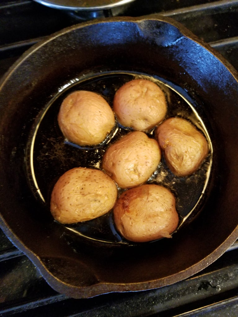 Crispy Potatoes Here We Come