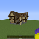 Minecraft Mideival House