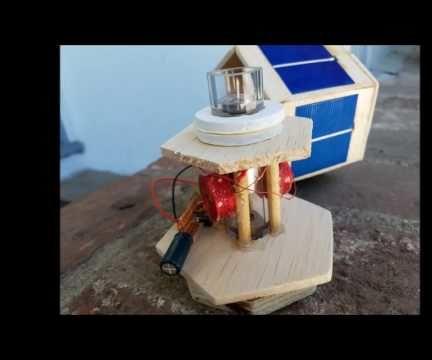Hex-a-gone-wild (solar Motor)