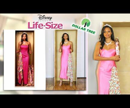 DIY Life-Size Barbie Box & Halloween Costume
