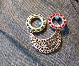 Steampunk in Wonderland, the Interactive Necklace