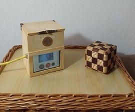Numismatic Clock