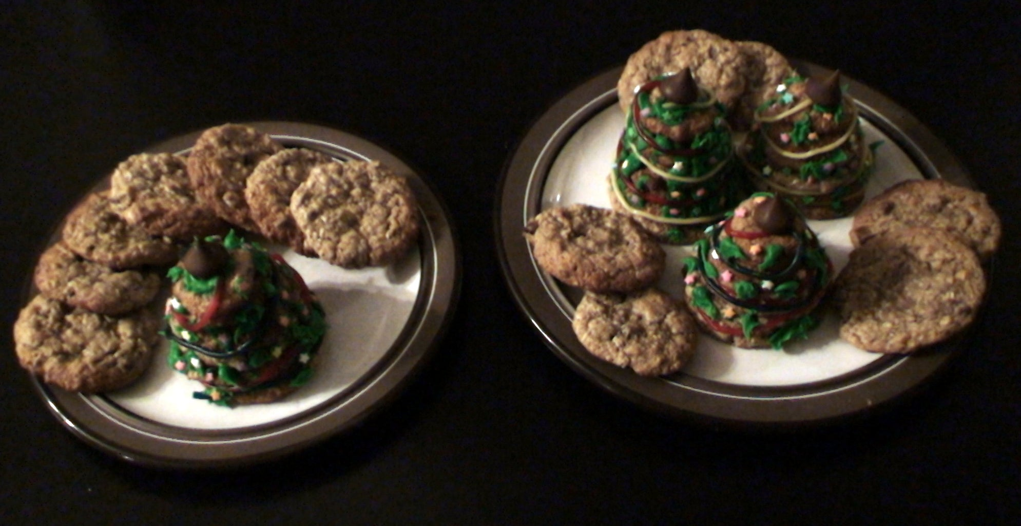 Super Cookie Christmas Trees