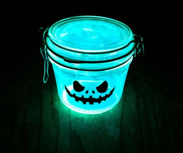 Quick Easy Glow Jars