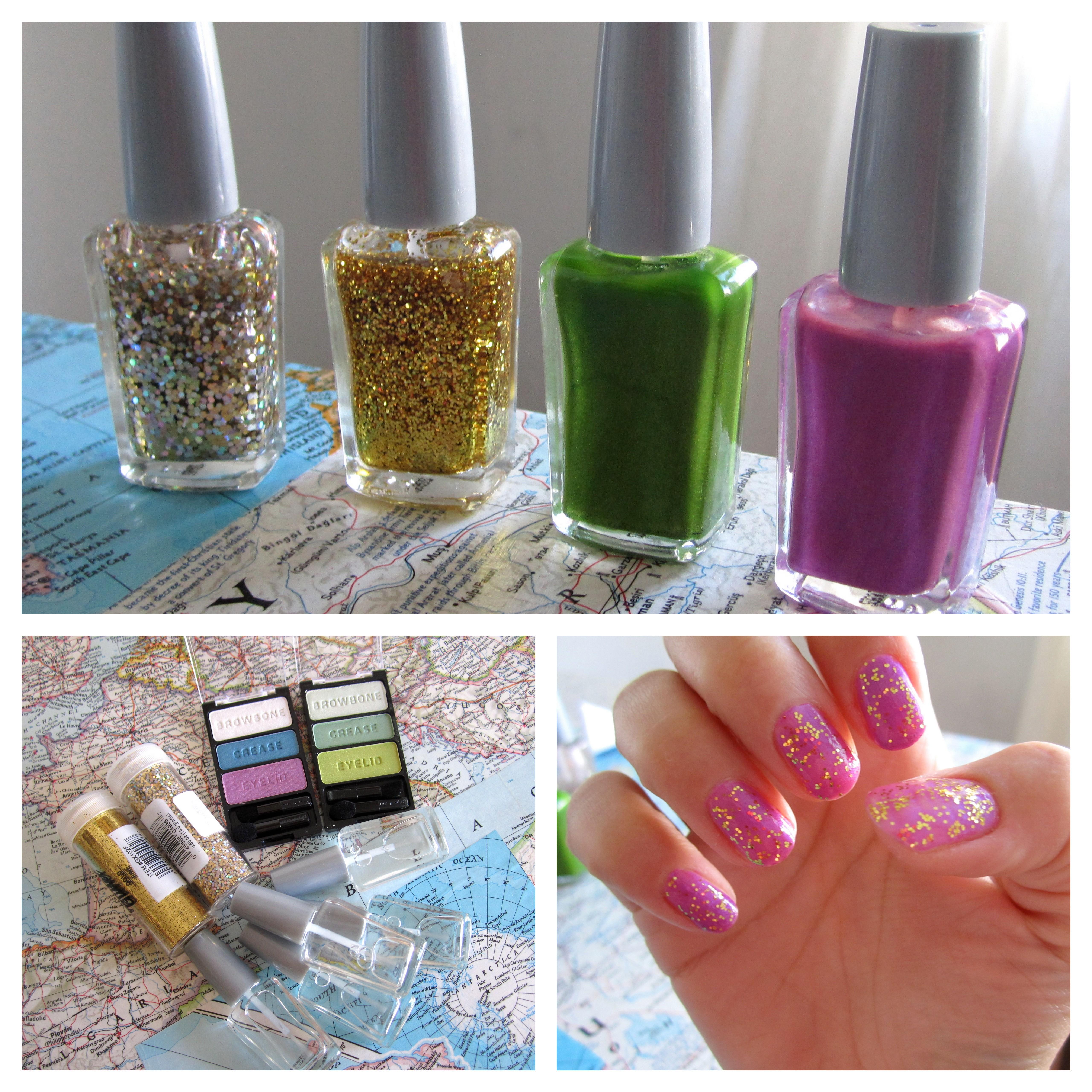 how to make nail polish