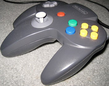 How to Clean a Nintendo 64 Controller