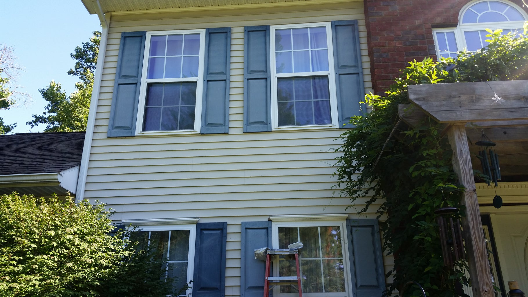 Paint My Vynil Shutters