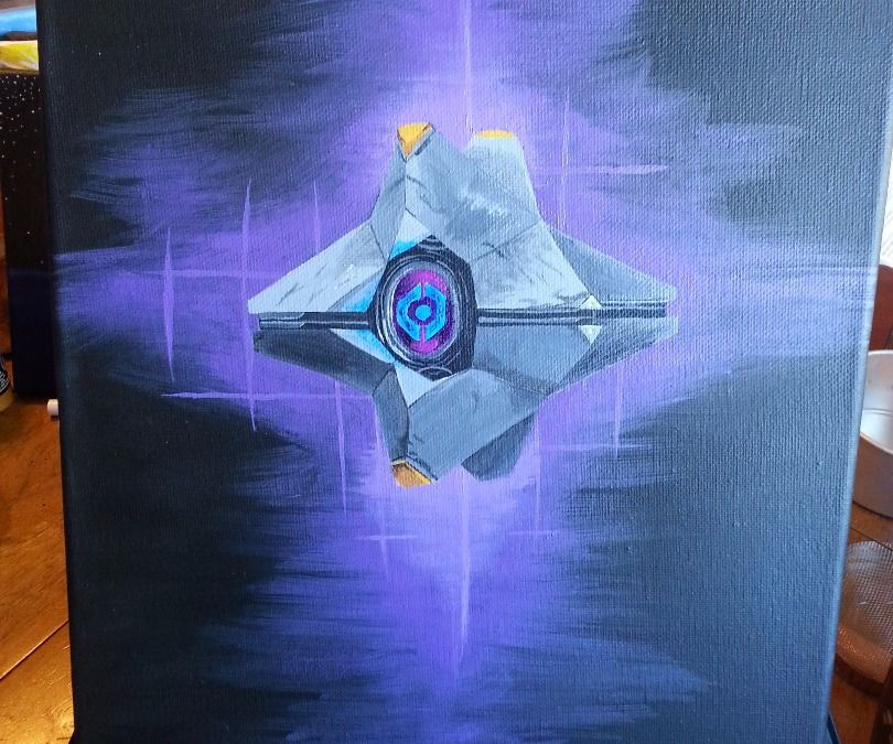 Destiny Inspired Painting