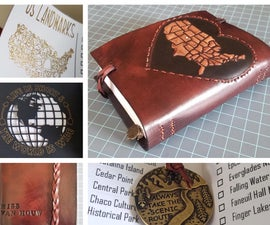 Leather Travel Journal 2.0