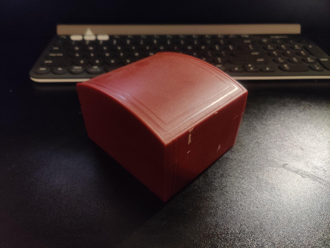 Setting Up the Watch Box