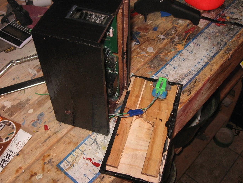 Attaching the Temperature Sensor