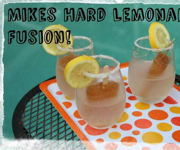 Mikes Hard Lemonade FUSION!