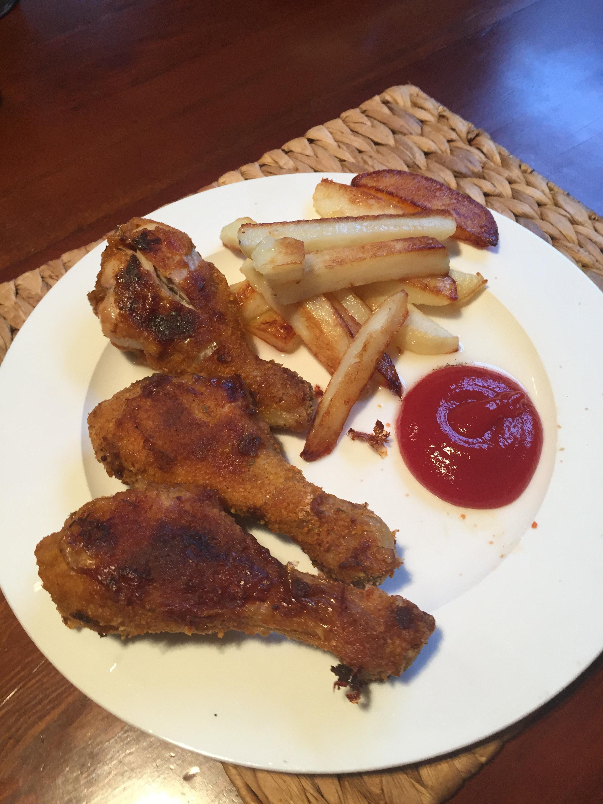 Family Chicken Drumsticks