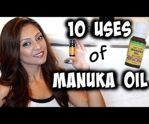 10 Benefits of Manuka Oil │ Calms Nerves, Clear Nasal Passages │ Aches & Pains