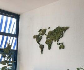Green Moss World