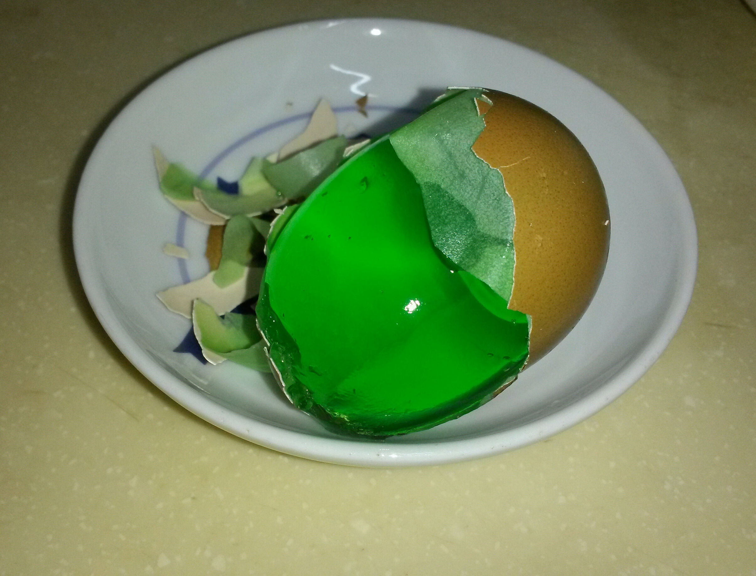Surprise jelly egg
