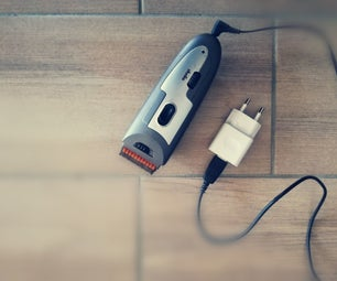 Fixing Electric Hair Clipper