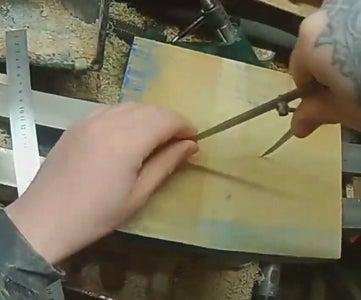 Marking the Diameter