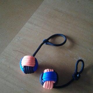 Multi-Color Monkey Fist