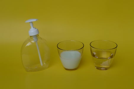 Salesman's Approach: Dilute the Dispenser's Soap With Water