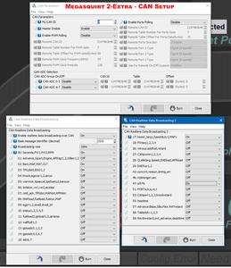 MegaSquirt Configuration / Testing