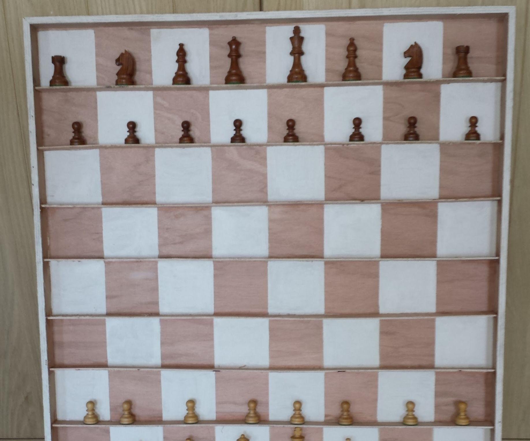 Wall Demo Chess Board
