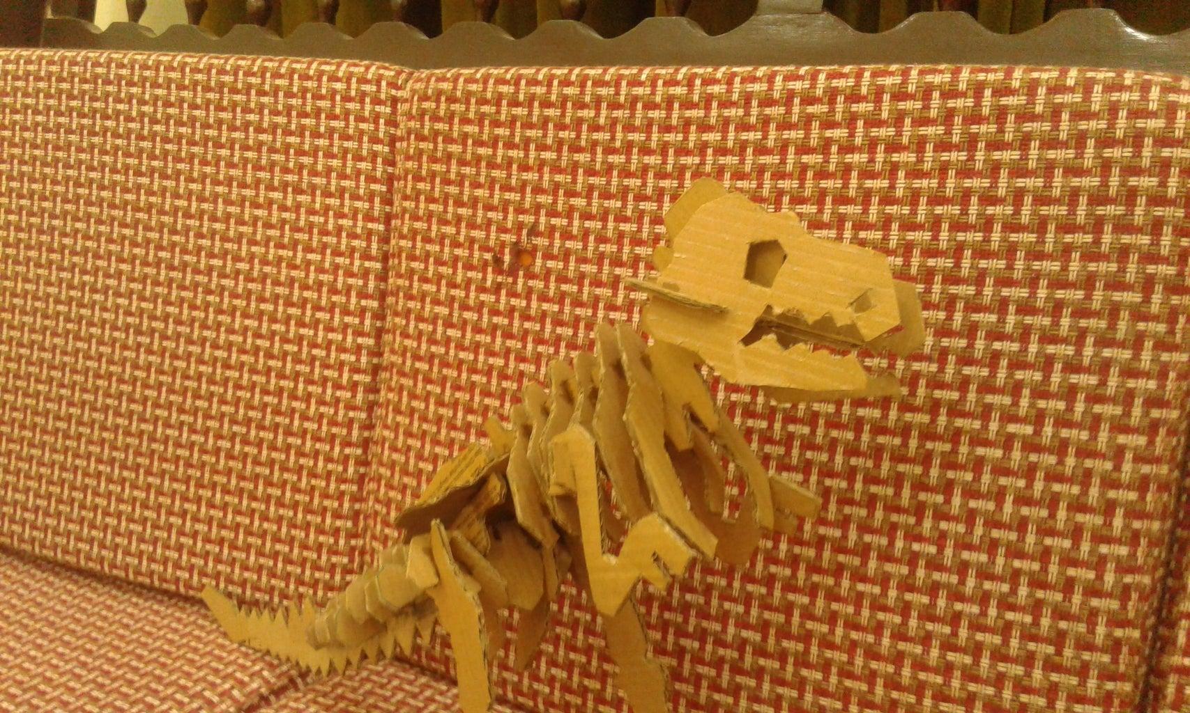Cardboard TREX