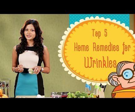 Skin Care - Wrinkles - Top 5 Natural Ayurvedic Home Remedies