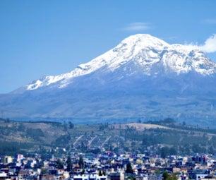 Chimborazo Construction-Tinkercad/Scene
