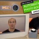 Arduino婚纱摄影亭-3D打印部件,自动化和低预算